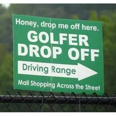 Now wouldn't this be convenient! I Rock Bottom Golf #RockBottomGolf