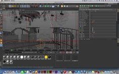 "Cinema4D - Fast Scenc workflow using ""create selection object tutorial"" on Vimeo"