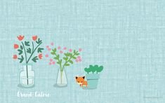 floral desktop background  http://www.ddoreau.com/non-dairy-diary/2015/8/23/floral-desktop-background