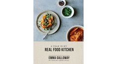 We have six copies of Emma Galloway's 'A Year in My Real Food Kitchen', to give away, valued at $44.99 each.  Ends 8th May 2016