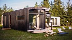 By @ituitam_okuninka #interiors #interiordesign #architecture #decoration #interior #home #design #photogrid #bookofcabins #homedecor #decoration #decor #prefab #smallhomes #instagood #compactliving #fineinteriors #cabin #tagsforlikes #tinyhomes #tinyhouse #like4like #FABprefab #tinyhousemovement #likeforlike #houseboat #tinyhouzz #container #containerhouse by prefabnsmallhomes