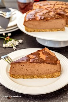 Delicious nutella cheesecake (in Romanian) Oreo Cheesecake Bites, No Bake Nutella Cheesecake, Cheesecake Recipes, Best Dessert Recipes, No Bake Desserts, Easy Desserts, Delicious Desserts, 4 Ingredients, Baking Recipes