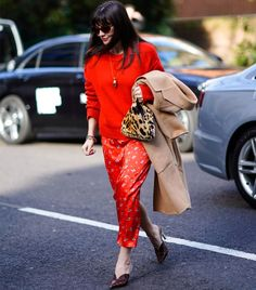 All the Leopard-Printed Pieces You Could Wish for in One Glorious Gallery Leopard Print Outfits, Leopard Print Jacket, Leopard Print Shoes, Animal Print Outfits, Animal Prints, Street Style 2018, Street Styles, Only Fashion, Fashion Pictures