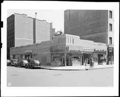 56th Street and 6th Avenue, S.W. corner. - 1940