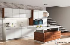 Kitchen Design Ideas 2014  Get The Best Looks For Kitchen With Interior Kitchen Designers
