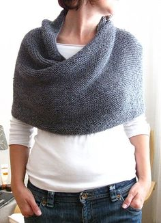 Ravelry: Project Gallery for shadow[]box pattern by Alison Brookbanks – Knitting Crochet ideas - knittings yarn Shawl Patterns, Baby Knitting Patterns, Free Knitting, Capelet Knitting Pattern, Knitting Scarves, Finger Knitting, Knitting Machine, Amigurumi Patterns, Knitting Stitches