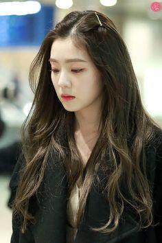 Kpop Hair Color, Korean Hair Color, Red Velvet アイリーン, Red Velvet Irene, Asian Hair, Cut My Hair, Ulzzang Girl, Swagg, Face Shapes
