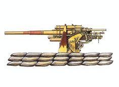Cañón de 88 mm FlaK 18/36/37/41/43. – Soldados del Mundo