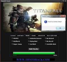 Titanfall Hack Generator Tool Free Download Xbox PC