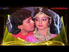 Happy New year Mithun chakraborty (Dada)