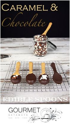 Cookie Spoons to Eat PIN