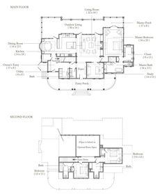 Palmetto Bluff - Parsons Home Building Tips, Building A House, Dream House Plans, House Floor Plans, Low Country, Country Living, Floor Plan Drawing, Palmetto Bluff, Cabins And Cottages