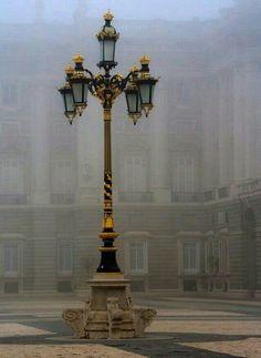 Plaza de la Armería, Palacio Real.