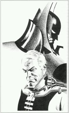 Kingdom Come - Batman by Alex Ross
