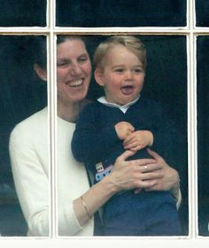 What an adorable prince. #HappyBirthdayPrinceGeorge