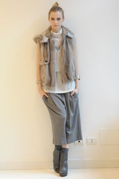 LOOK | 2015-16 FW MILAN COLLECTION | BRUNELLO CUCINELLI | COLLECTION | WWD JAPAN.COM