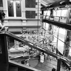 #amsterdam #concertgebouw #blackandwhite