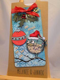 Umschlag 2 für Weihnachts-Gutschein