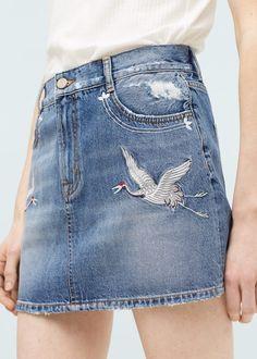 #Mango love the embroidery, wish it was a little longer.