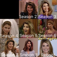 Full House - Aunt Becky Seasons 2-8