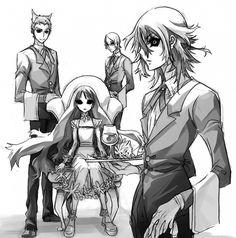 Shiki #anime #shiki