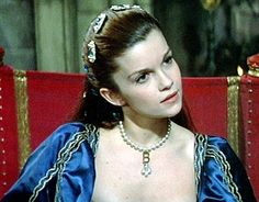Anne Boleyn (Genevieve Bujold) - Anne Of The Thousand Days