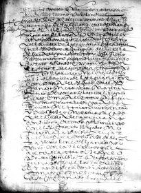 Dominican Studies Institute Unveils New ONline Spanish Paleography Tool
