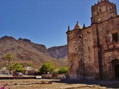 Mission San Javier, Baja California Sur, Mexico