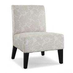 Monaco Fern Slipper Chair