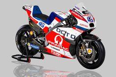 Ducati Octo Yakhnich Pramac Danilo Petrucci  Scott Redding