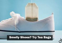 DIY Shoe Powder! Keep Your Shoes Smelling Fresh! Shoe & Footwear Cleaning Ideas! (Clean My Space)