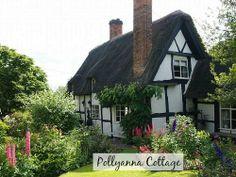 Pollyanna Thatched Cottage Cotswolds Unique Home Stays1
