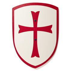 Wooden Knight's Shield