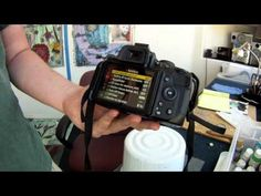 How to use Nikon D5100 1/2