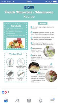 Macaroon Recipes, Sugar Eggs, Ground Almonds, Granulated Sugar, Macaroons, Cookies, Macaroni, Crack Crackers, Macarons