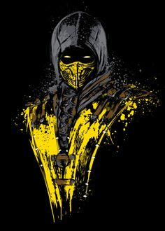 Displate Poster Mortal Fire mortalYou can find Mortal kombat and more on our website. Mortal Kombat X Scorpion, Escorpion Mortal Kombat, Mortal Kombat Tattoo, Sub Zero Mortal Kombat, Ps Wallpaper, Graffiti Wallpaper, Marvel Wallpaper, Ninja Wallpaper, Poster S