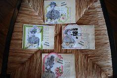 Workshop - Canvas Art & Victorian Postcards