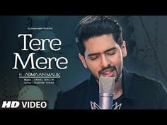 """We present to you the reprises version of the new hindi bollywood song """"Tere Mere"""" from the latest film Chef, In the voice of Armaan Malik. New Hindi Video Song, New Hindi Songs, Hindi Movie, Hindi Bollywood Songs, Bollywood Music Videos, New Whatsapp Video Download, Lit Songs, Trending Songs, Feeling Song"""