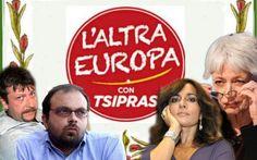 Lista Tsipras: nata male, con l'endorsement di Bertinotti, finisce peggio. #listatsipras #spinelli #sel