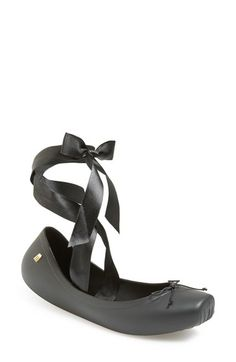 Melissa 'Ballet III' Flat (Women) available at #Nordstrom