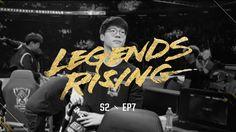 Legends Rising Temporada 2: Episódio 7 - Mundial