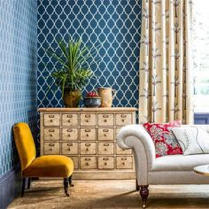 Annandale Wallpapers have been stocking papers for over 60 years and recently we have expanded our already comprehensive range.