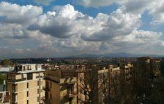 Roma, da qualsiasi parte la si guardi, dà sempre spettacolo.