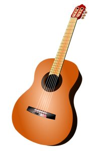 This high quality free PNG image without any background is about guitar, acoustic guitar, music, musical instrument and brown guitar.