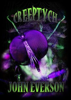 Creeptych, Delirium Books (Hardcover Limited Edition - includes Violet Lagoon, 2010)