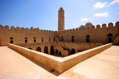 The Ribat, Sousse, Tunisia, North Africa by curreyuk, via Flickr