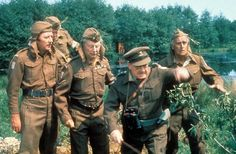 Dad's Army , James Beck, Arnold Ridley, Clive Dunn, Arthur Lowe, John Laurie