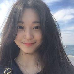 Ulzzang Korean Girl, Cute Korean Girl, Beautiful Japanese Girl, Western Girl, Cute Girl Photo, Girls World, Asia Girl, Aesthetic Girl, Cute Faces