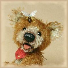 """Timothy by Monika Stein Stein Bears OOAK Small Artist Bear 7""""   eBay"""