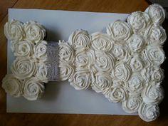 Bride Dress Cupcakes